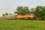 UP 4139 and 9340 